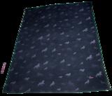 Fleece deken met paarden_