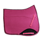 Kifra-pad Square Dark Pink COTTON_