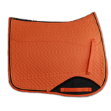 Kifra-pad Square Orange COTTON_