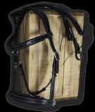   Sidepull   Kifra Anatomic Easy Black_