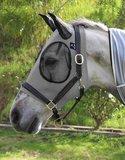 Professional's Choice Comfort Fit Vliegenmasker Grey_