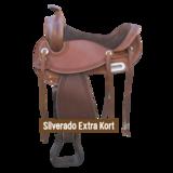 Silverado Extra Kort Lichtbruin_