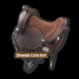 Silverado Extra Kort Bruin_