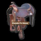 Silverado Boomloos Western Pro Deluxe Bruin_