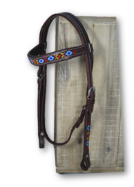 Kifra Western Hoofdstel Beaded Arizona