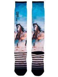 Stapp Horse Sokken Print