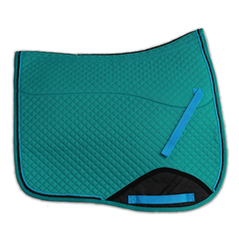 Kifra-pad Square Lake Green COTTON