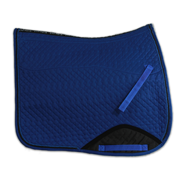 Kifra-pad Square Royal Blue COTTON