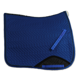 Kifra-pad Square Royal Blue