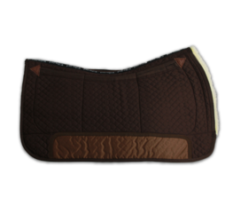 Kifra-pad Western Brown 8 Pockets