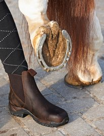 Jodhpur-Boots Protection