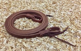 Harness Leather CLOSED Reins 5/8 ″