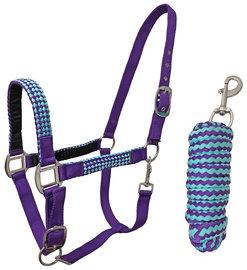 |SALE| Halster set Turquoise Purple