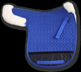 Kifra-pad Dressage ROYAL BLUE