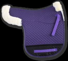 Kifra-pad Dressage PURPLE