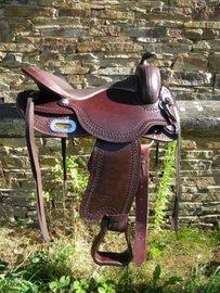 Freemax Western Buffel Short
