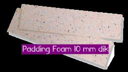 Padding Foam 10 mm