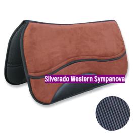 Silverado Westernpad Suède Sympanova
