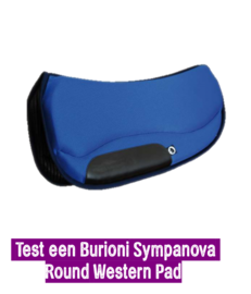 Test 2 weken een Burioni Western Sympanova Round pad