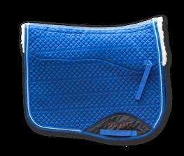 Kifra-pad Square Royal Blue