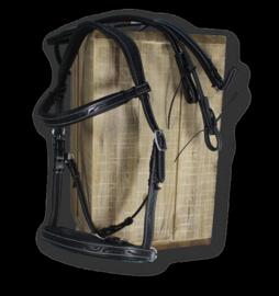 Kifra Sidepull Easy Black Anatomisch