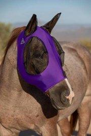 Professional's Choice Comfort Fit Vliegenmasker Purple
