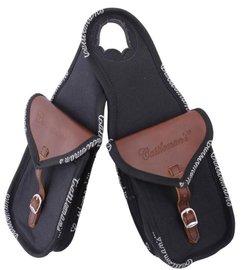 Cattleman's Double Horn Bag
