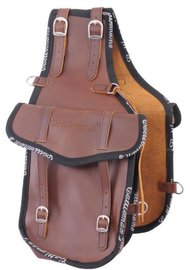 Cattleman's hind bag Leather