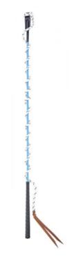 Grondwerk Stick met String Blauw