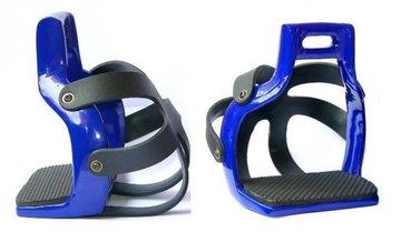 Veiligheidsbeugels Aluminium Royal Blauw