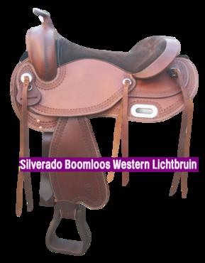Silverado Boomloos Western Lichtbruin