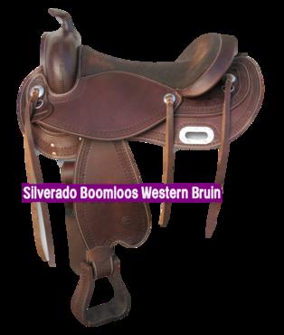 Silverado Boomloos Western Bruin