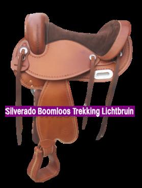 Silverado Boomloos Trekking Extra Kort Lichtbruin