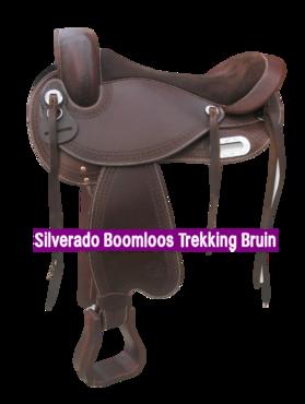 Silverado Boomloos Trekking Extra Kort Bruin