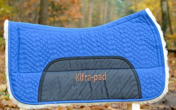 Kifra-pad Western Royal Blue