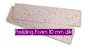 Padding Foam 10 mm