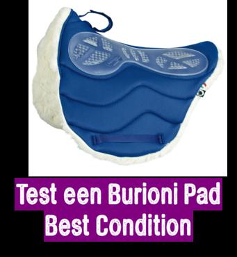 Test 2 weken een Burioni Best Condition Pad