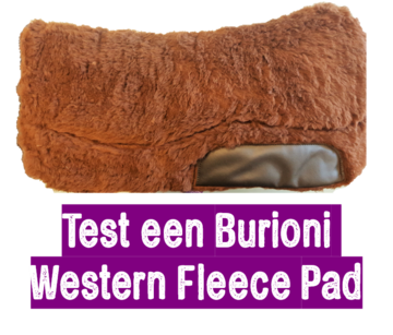 Test 2 weken een Burioni Western Fleece pad