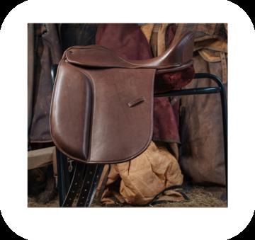 Easytrek Classic Boomloos Dressuur Bruin 2018 Model