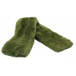 Lamswol Singelhoes Groen