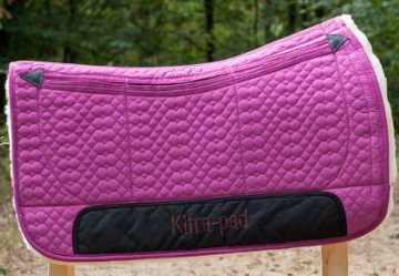 Kifra-pad Western Dark Pink 8 Pockets