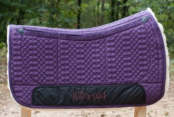 Kifra-pad Western Purple 8 Pockets