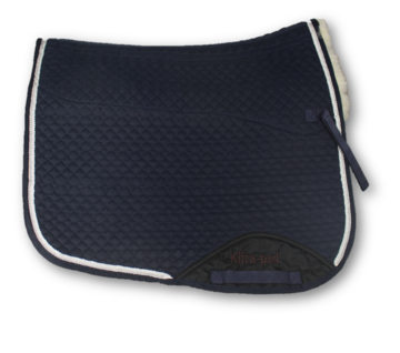Kifra-pad Square Navy Blue