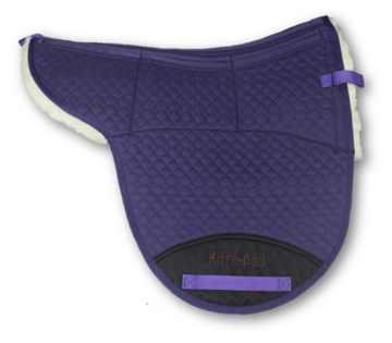 Kifra-pad Purple 8 Pockets