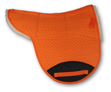 Kifra-pad Orange 8 Pockets