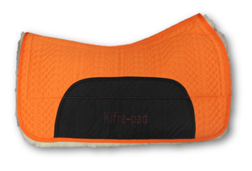 Kifra-pad Western Orange