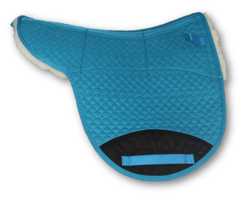 Kifra-pad Turquoise 8 Pockets