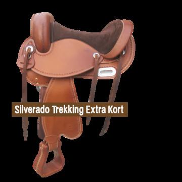 Silverado Trekking Extra Kort Lichtbruin
