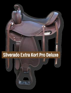 Silverado Pro-Deluxe Extra Kort Bruin