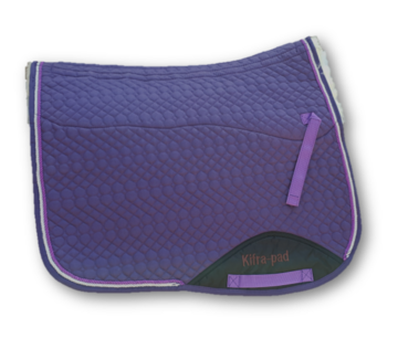 Kifra-pad Square Purple
